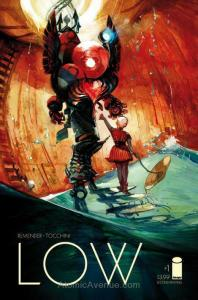 Low #1 (2nd) VF/NM; Image | save on shipping - details inside