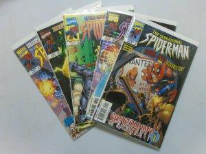 Sensational Spider-Man (1st Series) 5 Different Set:#25, 30-33, 8.0/VF (1998)