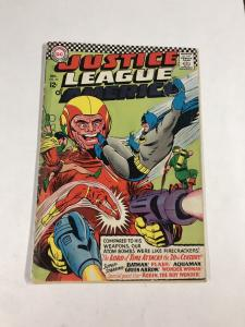 Justice League Of America 50 4.0 Vg Very Good Dc Silver Age