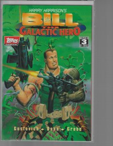 Bill the Galactic Hero #3 (Topps, 1994) - Prestige Format