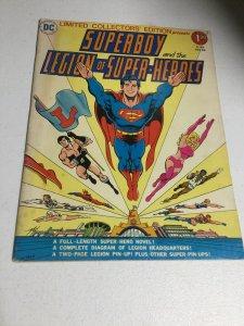 Limited Collectors' Edition Presents C-49 Superboy Legion Of Super-Heroes Fn