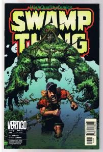 SWAMP THING #7, NM+, Vertigo, Richard Corben, Yeti, 2004, Missing Links
