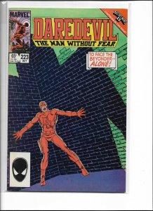 Daredevil 223