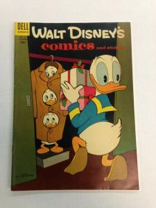 Walt Disney's Comics and Stories 171 VG+ to VG/FN  (Dec. 1954)