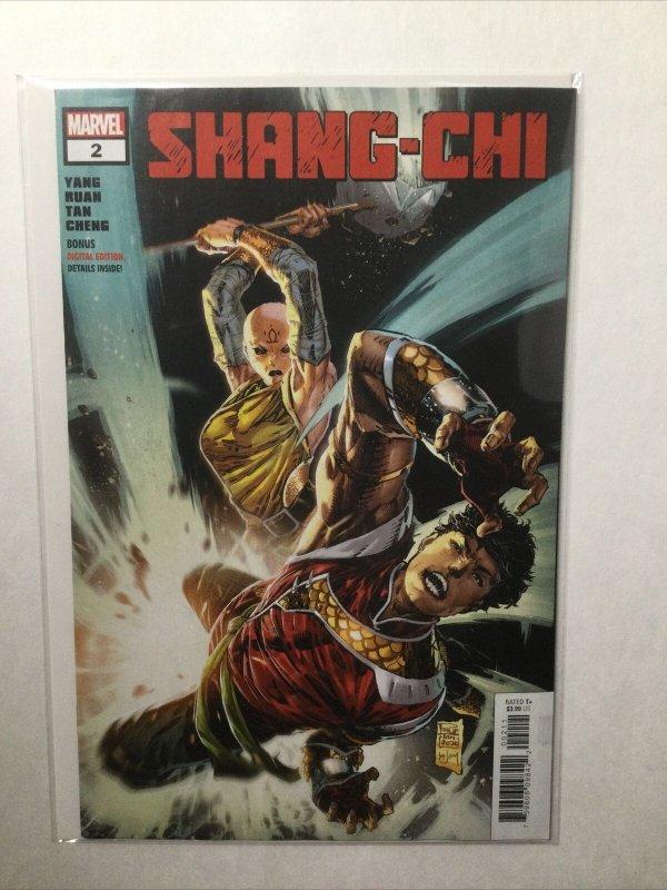Shang-Chi 2 Near Mint Nm Marvel