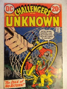 CHALLENGERS OF THE UNKNOWN # 78 DC BRONZE ACTION