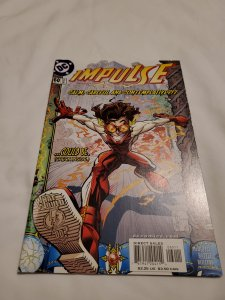 Impulse 60 Near Mint- Cover by Jason Johnson