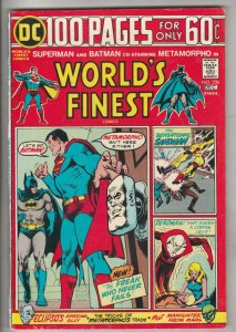 World's Finest #226 (Dec-74) VF/NM High-Grade Superman, Batman, Robin