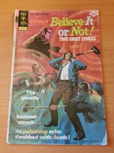 Ripley's Believe It or Not #57 ~ VERY GOOD VG ~ 1975 GOLD KEY COMICS