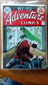 Adventure Comics #434 (Aug 1974, DC) FN