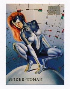 1996 Marvel Masterpieces #46 Spider-Woman