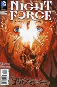 Night Force (3rd Series) #2 VF/NM; DC | save on shipping - details inside
