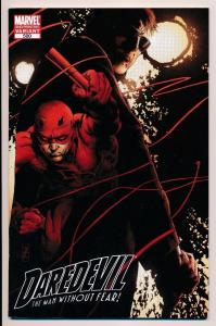 DAREDEVIL #500 2nd Printing Variant (2009) Marvel Comics ~VF (HX128)