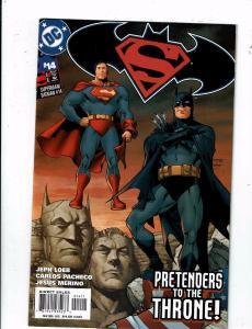 5 Batman Superman DC Comic Books # 14 15 16 17 18 Green Lantern Flash Arrow J212