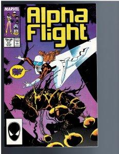 Alpha Flight #47 (1987)