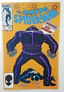 Amazing Spider-Man #271 ? 1st MANSLAUGHTER MARSDALE APPEARANCE ? NM+ ? Marvel