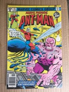 Marvel Premiere Ant-Man # 48