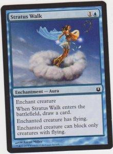 Magic the Gathering: Born of the Gods: Stratus Walk