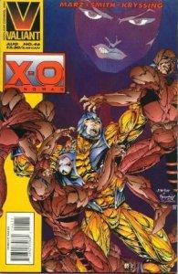 X-O Manowar (1992 series) #46, NM (Stock photo)