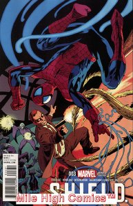 SHIELD   (2015 Series)(MARVEL)(INSPIRED BY THE TV SHOW) #3 VARIANT Near Mint