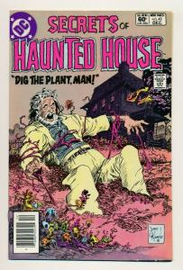 DC Secrets of Haunted House #43 ~ 1981  ~ FN/VF (PF681)