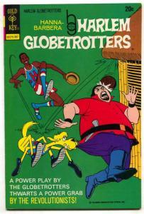 Harlem Globetrotters Comics #6 1973 VF