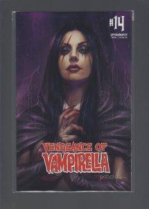 Vengeance Of Vampirella #14 Cover A