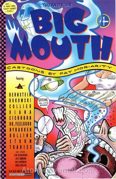 Big Mouth #4 VF/NM; Starhead | save on shipping - details inside