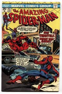 AMAZING SPIDER-MAN #147-comic book Tarantula cover  VF