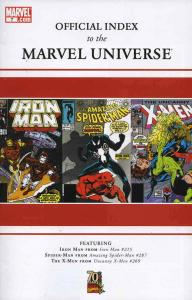 Official Index to the Marvel Universe #7 VF/NM; Marvel | save on shipping - deta