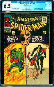 Amazing Spider-Man #37 CGC 6.5