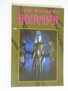Clive Barker's Hellraiser TPB #1 SC 6.0 FN (1991 Marvel/Epic)
