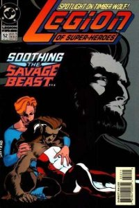 Legion of Super-Heroes (1989 series) #52, VF+ (Stock photo)