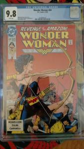 Wonder woman #69 (Dec 92, DC) CGC 9.8