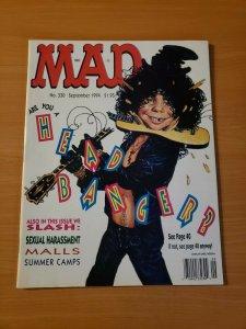 Mad Magazine #330 ~ NEAR MINT NM ~ September 1994