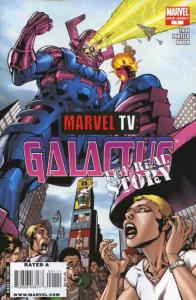 Marvel TV: Galactus—The Real Story #1 VF/NM; Marvel | save on shipping - details