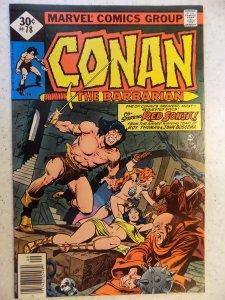 Conan the Barbarian #78 (1977)