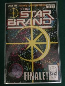 The Star Brand #19 Final Issue Finale