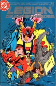 Legion of Super-Heroes (1984 series) #1, NM- (Stock photo)