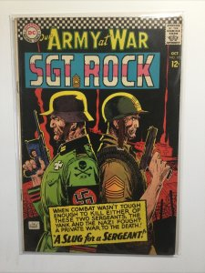 Our Army At War 172 Fine Fn 6.0 Dc Comics