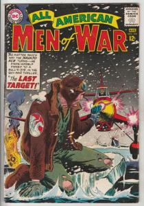 All-American Men of War #104 (Aug-64) VG+ Affordable-Grade Johnny Cloud