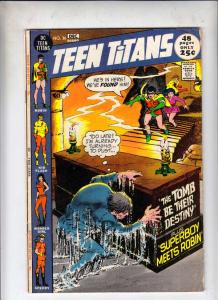 Teen Titans, The #36 (Dec-71) FN+ Mid-Grade Kid Flash, Robin, Wonder Girl, Sp...