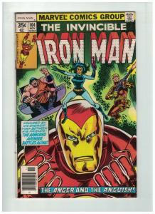 IRON MAN 104 VG Nov. 1977 copy A