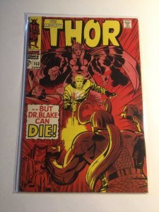 Thor 153 Fine+ fn+ 6.5 Marvel