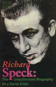 Richard Speck #1 VF; Boneyard   save on shipping - details inside