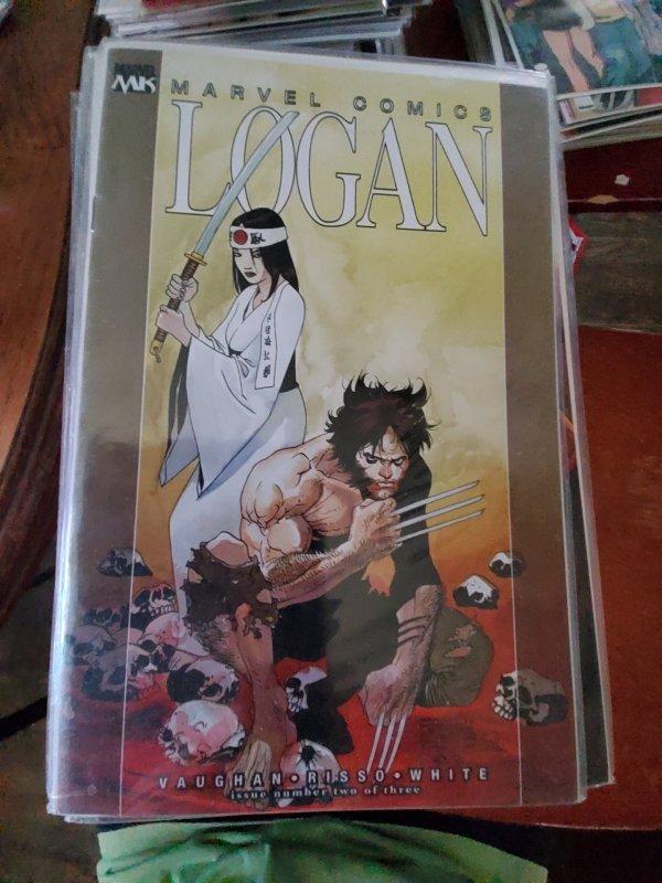 Logan #2 (2008)