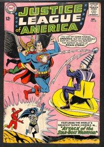 Justice League Of America #32  DC Comics