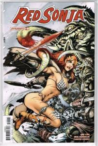 RED SONJA #19 B, VF/NM, She-Devil, Sword, ManDrake, 2017 2018, more  in store