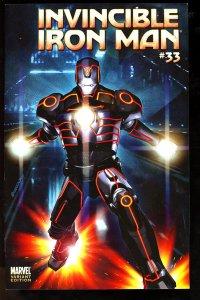 Invincible Iron Man #33 (2011)