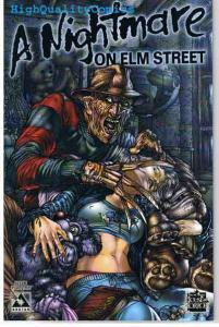 NIGHTMARE on ELM STREET Special #1, NM, Avatar, Gore, Terror cv, 2005, Horror